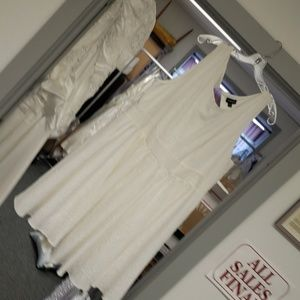 Torrid ivory dress